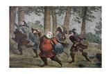 Falstaff Sweats to Death and Lards the Lean Earth as He Walks Along'  1890