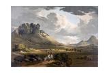 The Vale of Calaat  Ethiopia  C1800