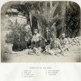 Members of the Sinai Survey  1868