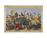 A Slap at the Charleys or a Tom and Jerry Lark  Vide New Poliece Bill'  1829