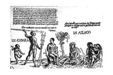 Der Kunig Von Gutzin  Print Made by Georg Glockendon  1511