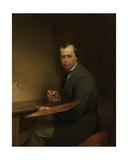 Self Portrait  1854