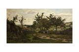 Paysage  1886