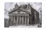 Pantheon of Agrippa  Rome