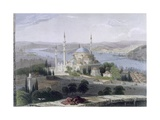 Mosque and Tomb of Suleiman  C1850