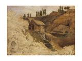 A Quarry  1827