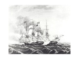 Uss Constitution and Hms Guerriere