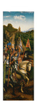The Knights of Christ  from the Left Side of the Ghent Altarpiece  1432 (See 472324)