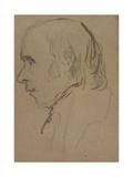 Sketch of John Flaxman  C1810