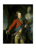 Portrait of Aide-De-Camp Alexander Lanskoy  1782