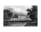 Boreham House  Essex  Engraved by John Rogers  1831