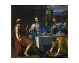 The Supper at Emmaus  1664