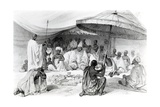 The Attah  from 'Picturesque Views on the River Niger  Sketched During Lander's Last Visit in…