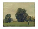Prairies De La Roche-Guyon  1859