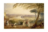 Richmond Terrace  Surrey  Summer  1836