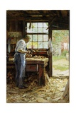 Village Carpenter  1899