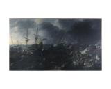 The Battle of Lepanto  1623