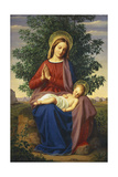 The Madonna and Child  1855