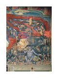 The Last Judgement  Detail of Hell  1303-05