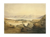 Bahr Assal Salt Lake  C1841