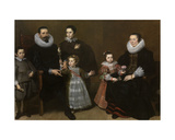 Portrait of a Family  1631