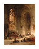Burgos Cathedral  1838