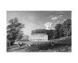 Weald Hall  Essex  Engraved by John Rogers  1833
