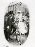 A Bicycle Wedding
