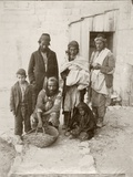 Group of Yemenite Jews  C1898-1911