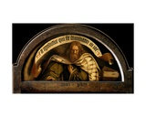 The Prophet Micah  from the Exterior of the Right Wing of the Ghent Altarpiece  1432
