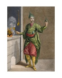 Ast-Chi  the Sultan's Chef  C1708