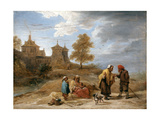 Gipsies in a Landscape