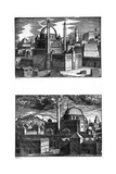 Mosques of Constantinople  1570