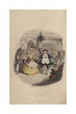 Fezziwig's Ball - a Christmas Carol  1843