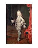 Portrait of Louis I of Spain  1717