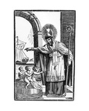 Saint Nicholas  Beginning of C19th