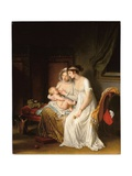 The Wet Nurse  C1802