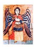 Archangel Michael Holding the Scales of Judgement