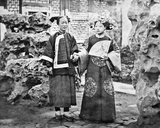 Manchu Ladies  C1867-72