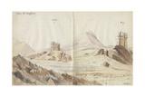 View of Baghren  from 'Mokulla Hadramaut'  1893