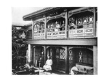 The House of Mr Yang  C1872