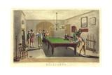 Game of Billiards  1827