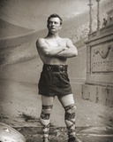 William Muldoon  'The Fighting Gaul'  1887