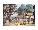 A Cottage in the Duchy of Cornwall  1822