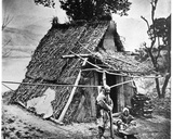 Mountain Hut  Province of Huzeh  C1867-72