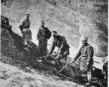 Chinese Coal Miners  C1867-72