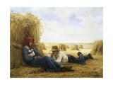 Harvest Time  1878