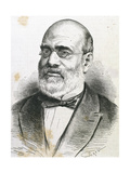 Antonio Aparisi Guijarro (1815 1872) Spanish Politician and Journalist