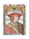Maximilian I (1459-1519)  Holy Roman Emperor