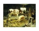 The Animal Painters  1889